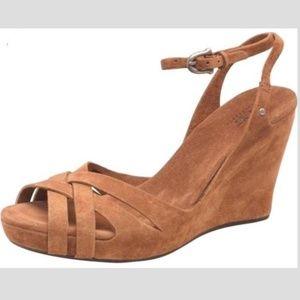 UGG Violet Wedges Sandals